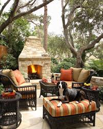 small outdoor fireplace the perfect outdoor fireplace kit can