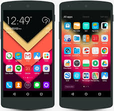 best launcher for android phones best android launchers ubergizmo
