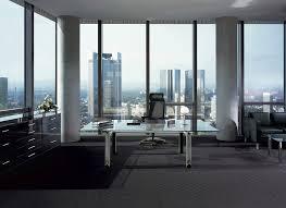 Modern Glass Office Desk by Executive Desk Metal Glass Contemporary Premio C P
