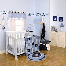 Nautical Crib Bedding William 6 Bedding Set Crib