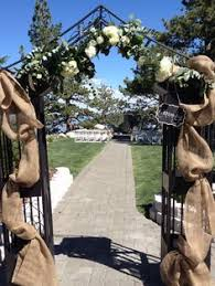 South Lake Tahoe Wedding Venues The South Terrace At Edgewood Tahoe Provides A Great Outdoor