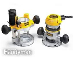 Fine Woodworking Dewalt Router Review by Wood Router Reviews Family Handyman