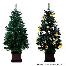groovy rakuten global market christmas pot tree 180 cm