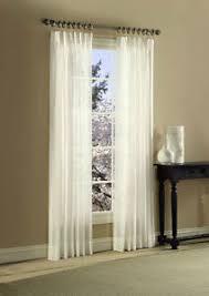 Sheer Pinch Pleat Curtains Splendor Batiste Semi Sheer Pinch Pleat Curtain Pair Assorted