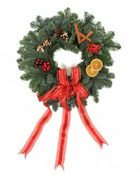 real wreaths for sale delivered and uk