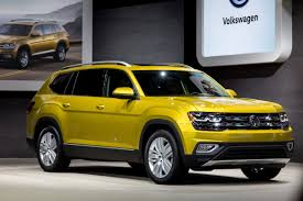 volkswagen atlas black 2018 vw atlas suv starts at 31 425 news cars com