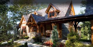 timber frame homes by mill creek post beam company and house plans