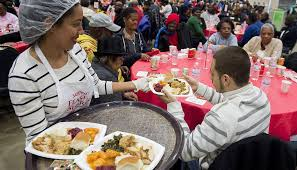 where to volunteer in la this thanksgiving kost 103 5