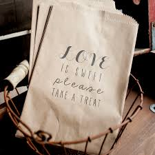 wedding treat bags wedding stationery inspiration treat bags
