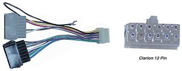 tune town car audio replacement radio wiring harness