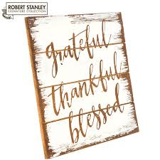 grateful thankful blessed wood decor hobby lobby 5090840