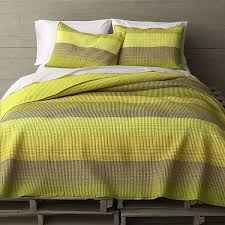 Green And Yellow Comforter Yellow Green Striped Bedding Zebra Striped Bedding Style Sets