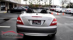 2005 mercedes benz slk350 launch edition youtube