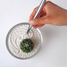 miniature japanese zen garden design photograph mini zen g