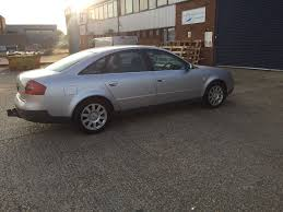 audi a6 tdi se 2 5 manual 2 owners mot service in hackney