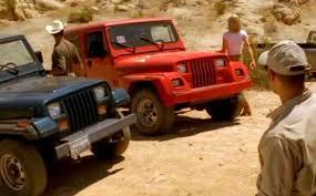 1991 jeep wrangler imcdb org 1991 jeep wrangler renegade yj in the fallen ones 2005