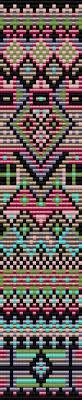 free beaded bracelet pattern images Free bead patterns mirrix tapestry bead looms jpg