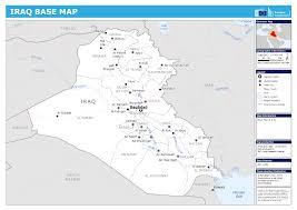 Iraq Province Map Country Profile Of Iraq Acaps