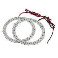 best led ring light buy capeshoppers angel eyes led ring light for honda dio 110 scooty
