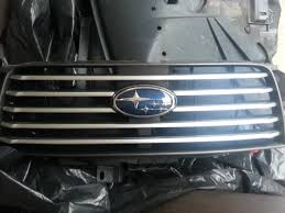 subaru forester grill plasti dip front grill dwhenry