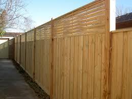 timber fences galleries jim u0027s fencing melbourne