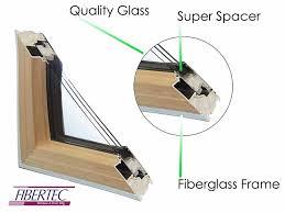 Double Pane Patio Doors by Triple Vs Double Pane Fiberglass Windows The Pros And Cons Of