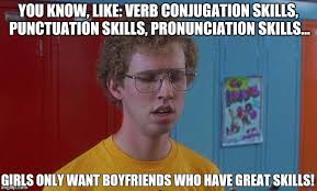 Gosh Meme - list of synonyms and antonyms of the word napoleon dynamite lucky meme