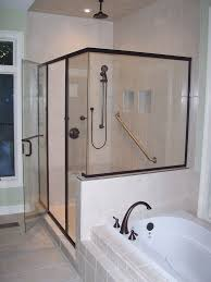Decorative Shower Doors Shower Doors Frameless Glass Shower Doors Pro Home Solutions Of