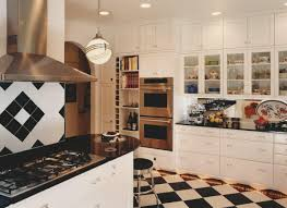 Perfect Art Deco Kitchen Tiles Subway Tile From Urban And Ideas - Art deco kitchen cabinets