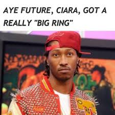 Ciara Meme - futurehive reacted to ciara russell wilson s engagement w some
