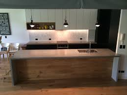 image result for concrete benchtops in kitchens kitchen ideas