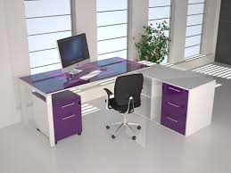bureau violet bureau de direction deskono achat vente de bureau de direction