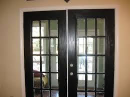 good painting french doors black part 2 the hunted interior a