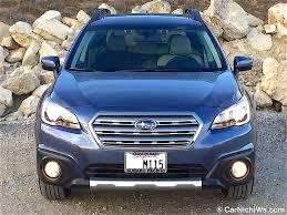 subaru off road car carnichiwa 2016 subaru outback long term review part 2