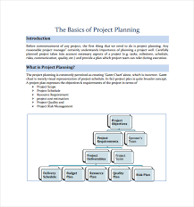 project plan project planning template 24 48 professional project