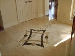 marble floor medallions custom marble flooring for elegance in