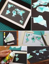 Projet Chambre Pour Demoiselle De 13 Ans Project Map From Paint Sle Strips Diy Projects To Try