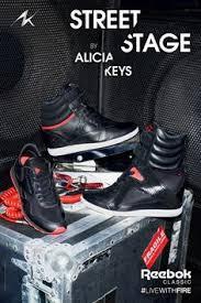 alicia keys reebok classics reebok plus pinterest alicia