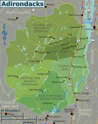 Saratoga State Park Map Adirondacks U2013 Travel Guide At Wikivoyage