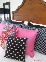 fall bed linen refresh confettistyle