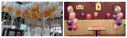 helium balloon delivery in selangor delivery basic deco r package party balloons