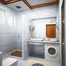 laundry in bathroom ideas 20 small laundry with bathroom combinations house design and decor