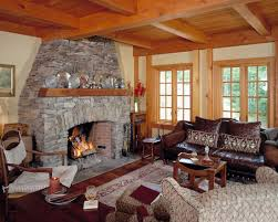 Timber Frame Home Interiors Timberpeg Timber Frame Hq
