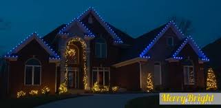 blue christmas lights merry bright designs llc blue christmas