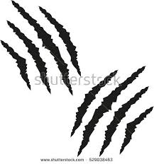 claw marks design free images at clker com vector clip