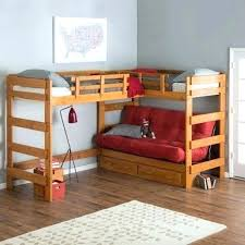 futon loft bed convertible futon bunk bed wooden loft bed with