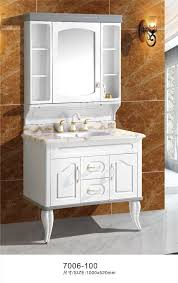 Pvc Vanity White Bath Cabinets Good Quality Bathroom Cabinet White Reasonable