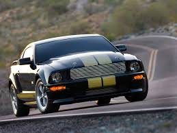 Shelby Mustang Black 2006 Shelby Mustang Gt H Shelby Supercars Net