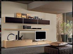 Modern Italian TV Media Unit GreyWhite By Santa Lucia Furniture - Living room design tv