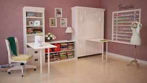 Murphy Bed With Desk Plans Feminine Work Space Present White Twin Size Murphy Wall Bed On